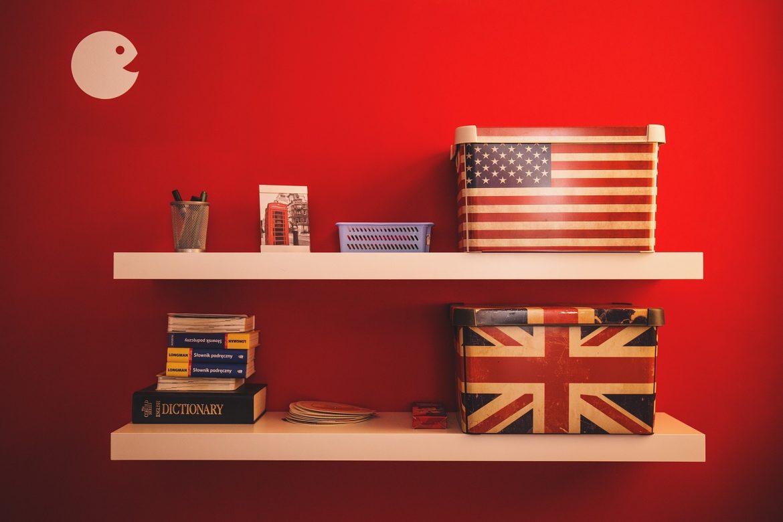 Dlaczego angielski w USA różni się od angielskiego w Wielkiej Brytanii.